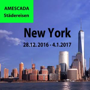 Mo. 28. Dezember 2016 – 04.01.2017 FOTOREISE nach NEW YORK (Sil